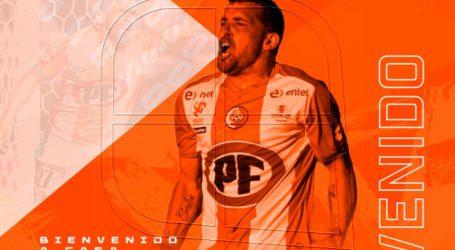 Cobresal comunica el retorno del delantero Matías Donoso