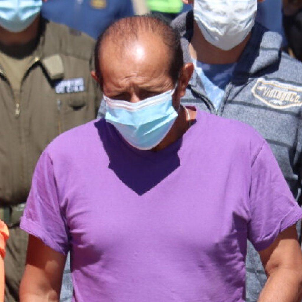 Caso Tomás Bravo: Amplían detención de Jorge Escobar, sospechoso del crimen