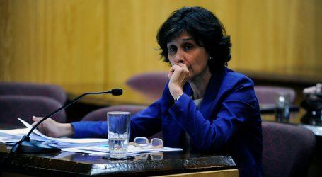 Ministra Andrea Muñoz ejerce como presidente (S) de la Corte Suprema