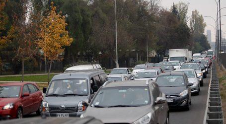 Accidente en la Autopista Central dejó a una persona fallecida