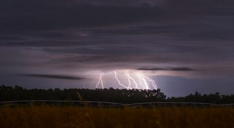Alerta Temprana Preventiva para provincia de El Loa por tormentas eléctricas