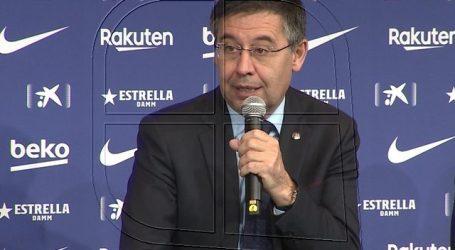 Detienen al ex-presidente del Barcelona, Josep Maria Bartomeu