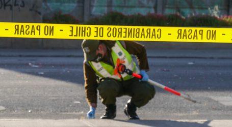 Un hombre murió atropellado esta mañana en la comuna de Providencia