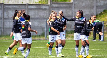 Libertadores Femenina: S. Morning goleó 9-0 a Dep. Trópico y avanza a cuartos