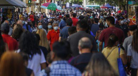 ICOVID advierte aumento de contagios en RM y en las zonas centro y sur del país