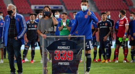 """Mati Rodríguez: """"Sentí que no todos estaban de acuerdo que yo siguiera en la U"""""""