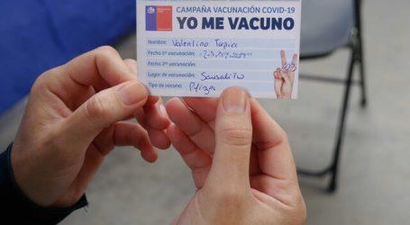 Personas vacunadas contra el COVID-19 suman 5.739.672 en el país