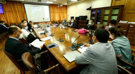 Comisión despacha proyecto sobre narcotráfico y crimen organizado