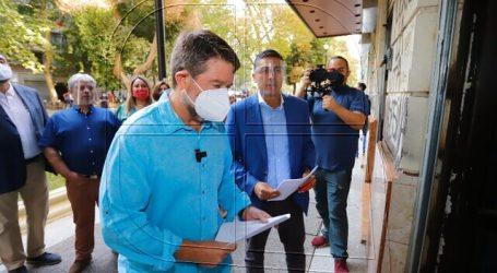 Denuncian presencia de arsénico y aluminio a niveles irregulares en río Colina