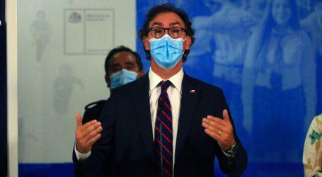 """Figueroa: """"No existe ningún caso de Covid que se haya generado en los colegios"""""""