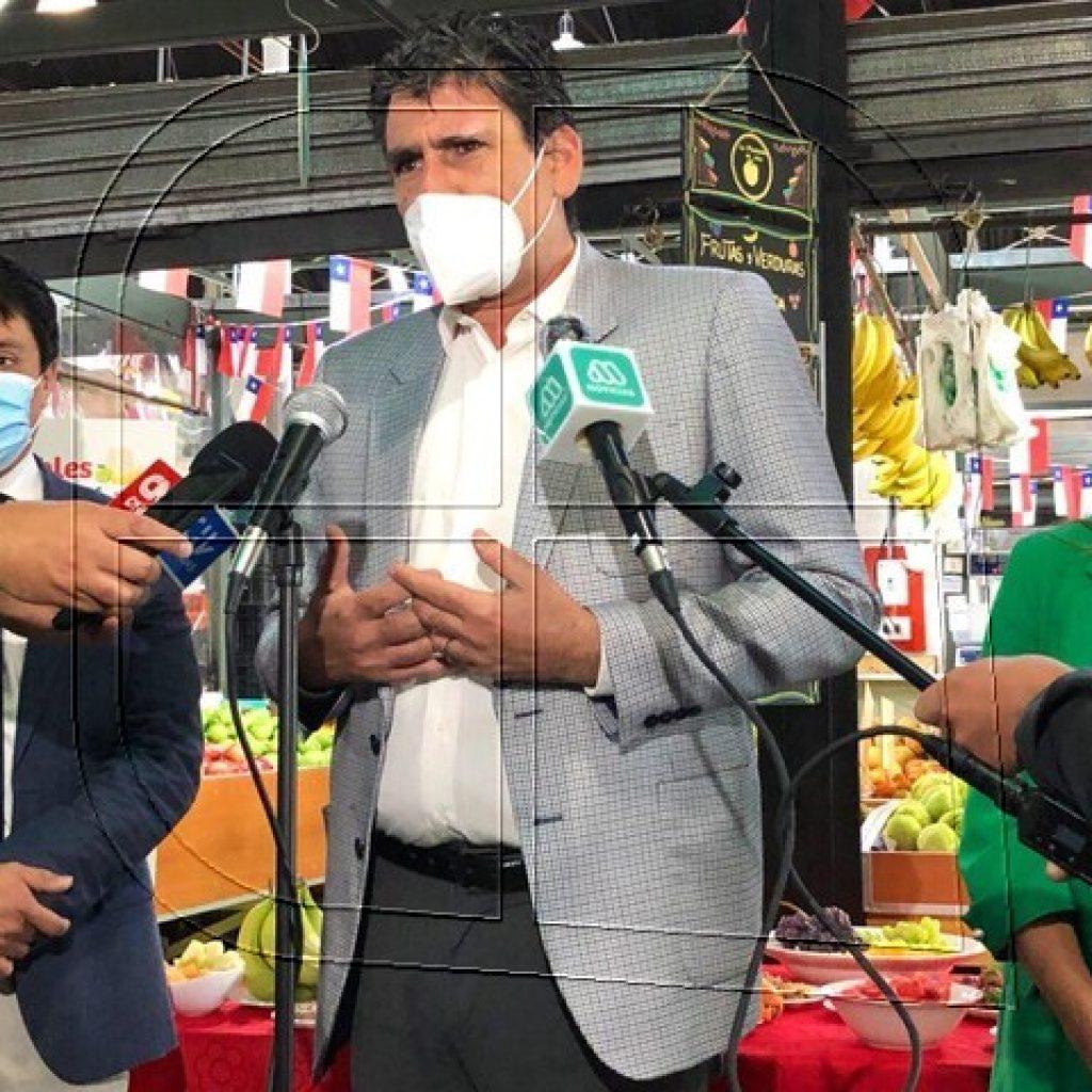 """Gobierno presentó campaña """"colaciones saludables para el regreso a clases"""""""