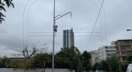 Instalan nuevas cámaras de televigilancia en Viña del Mar