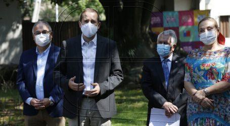 Gobierno entregó balance sobre proceso de vacunación en los ELEAM