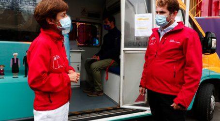 Seremi de Salud de Valparaíso dio positivo a Covid-19