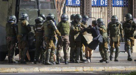 Al menos 11 detenidos en medio de marcha por el Día de la Mujer en la capital