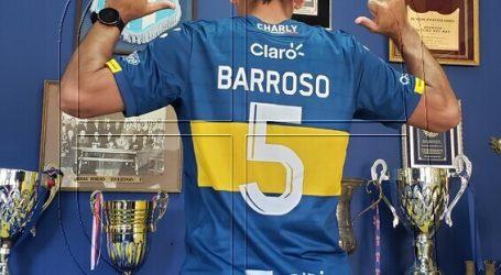"""Julio Barroso tras llegar a Everton: """"No pensé en el retiro"""""""