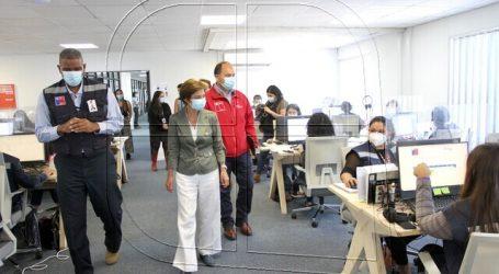Daza inaugura nuevo Centro Regional de Trazabilidad en Los Ríos