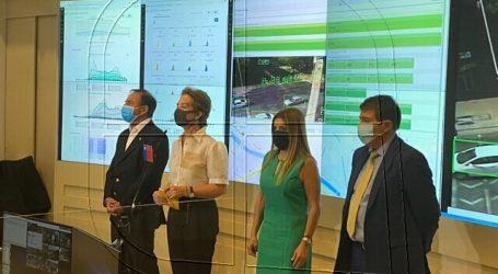 Habilitan piloto en cámaras de control de tránsito con inteligencia artificial