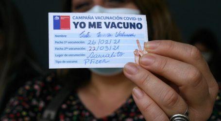 Más de 6,5 millones de personas han sido vacunadas contra el COVID-19