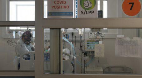 Covid-19: Biobío registra 857 casos nuevos, 94.448 acumulados y 5.213 activos