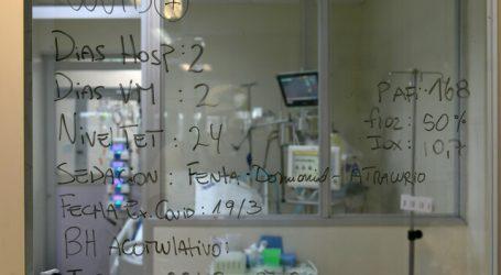 Covid-19: Biobío presenta 627 casos nuevos, 90.090 acumulados y 4.950 activos