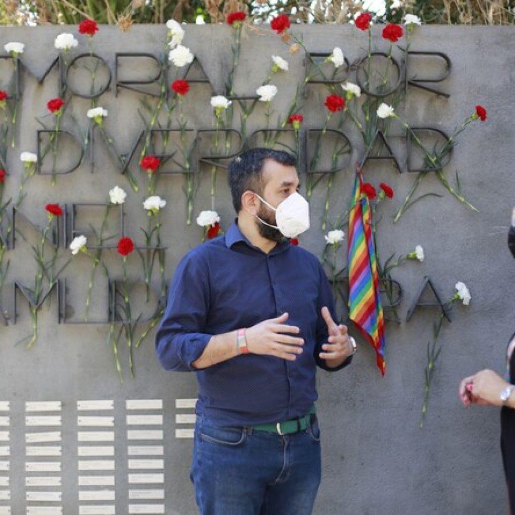 Homenajean a víctimas de homofobia en aniversario de asesinato de Daniel Zamudio