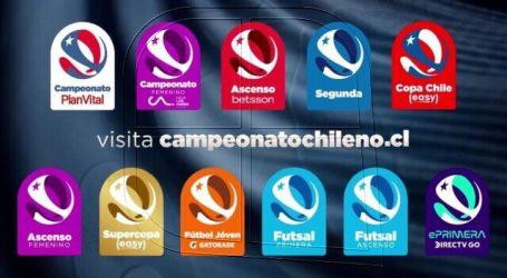La ANFP presenta renovada imagen del Campeonato Chileno