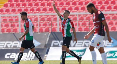 Deportes Antofagasta superó a Palestino en entretenido cruce en La Cisterna