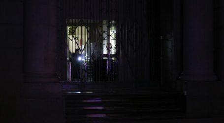 Corte de luz se registró en varias comunas de la Región Metropolitana