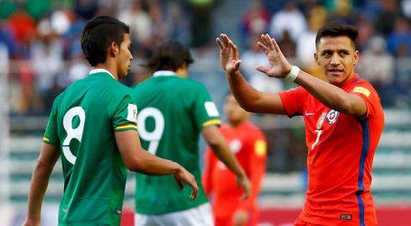 Bolivia confirma amistoso con la 'Roja' de Lasarte para el 26 de marzo