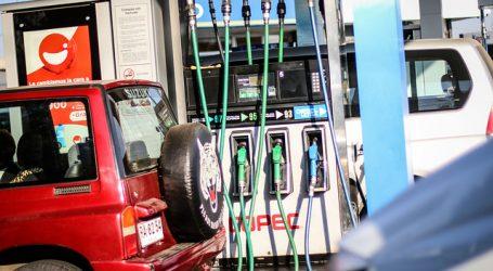 ENAP anuncia alza de $6,2 en el precio de las gasolinas de 93 y 97 octanos
