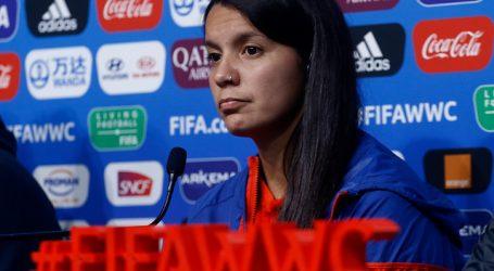 """La """"Roja"""" femenina llegó a Chile tras clasificar a los Juegos Olímpicos"""