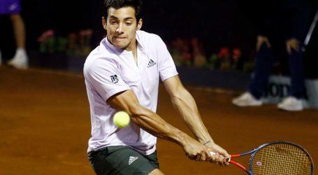 Tenis: Cristian Garin debutará en la segunda ronda del ATP 250 de Estoril