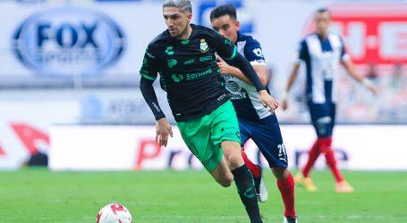 México: Valdés y Jeraldino actuaron en derrota de Santos Laguna ante Pachuca