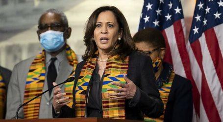 Harris viajará a México y Guatemala en el marco de la crisis migratoria en EEUU