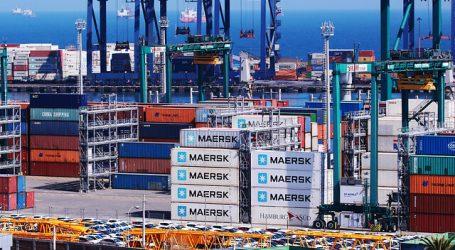 Comercio exterior de Chile alcanza US$ 40.874 millones en primer trimestre 2021
