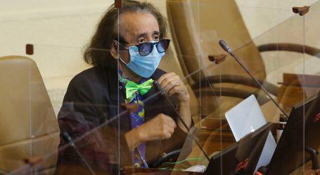 Detienen a diputado Alarcón por circular sin permiso de desplazamiento