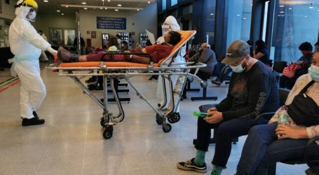 Ministerio de Salud reportó 8.195 nuevos casos de Covid-19 en el país