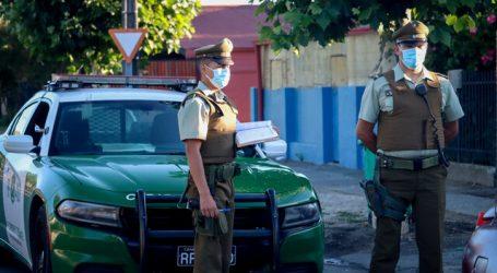 Carabineros detiene a madre por presunto parricidio en Punitaqui