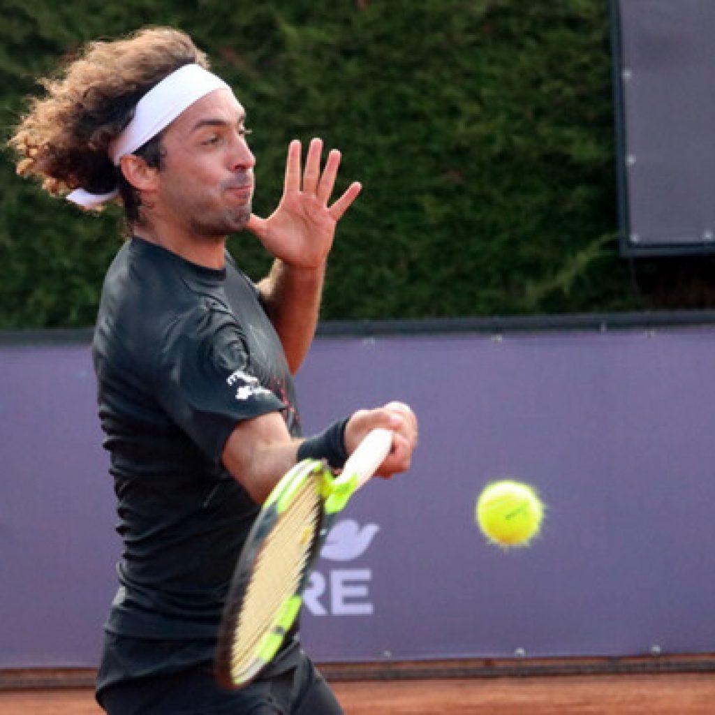 Tenis: Gonzalo Lama avanzó a cuartos de final en torneo M15 de Córdoba