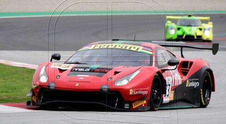 Benjamín Hites parte con nuevos bríos en el campeonato GT World Challenge