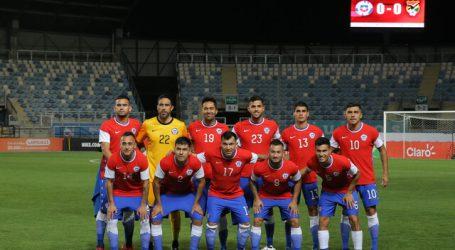 La selección chilena cayó al decimonoveno lugar del Ranking FIFA