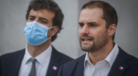"""Gobierno afirma que acusación contra Piñera sería """"una jugarreta política"""""""