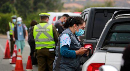 Más de 60 mil vehículos han salido de la Región Metropolitana