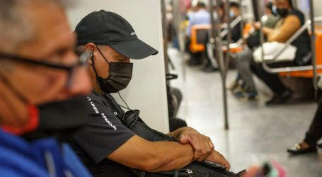 Registran reducción de 27% en el tráfico vehicular del Gran Santiago