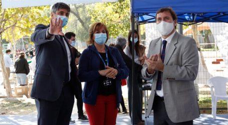 Emprendedores entregan elementos de protección a personal de salud