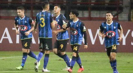 Sudamericana: Huachipato no pasó del 0-0 ante 12 de Octubre en Viña del Mar