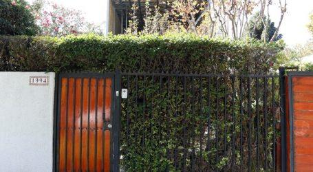 13 maestros fueron detenidos por realizar remodelación de casa en Las Condes