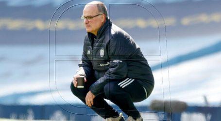 Premier: Leeds de Bielsa se encuentra sobre el final con empate ante Liverpool