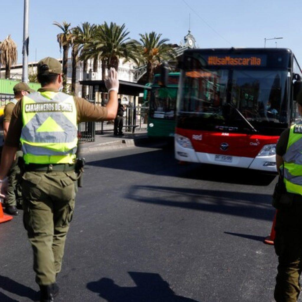 Dos personas mueren en accidente de tránsito en La Pintana